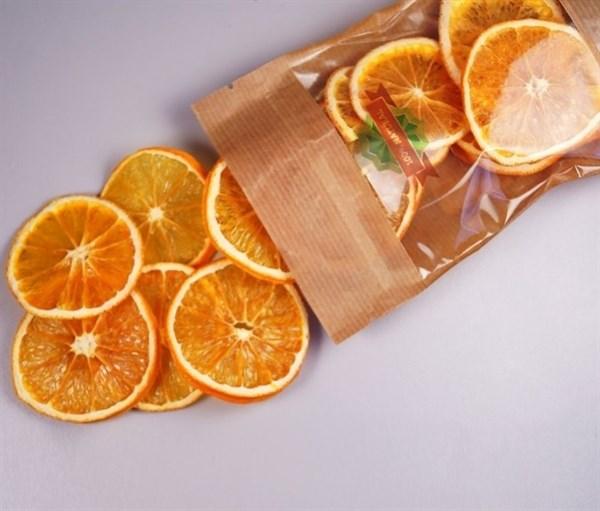 Апельсиновые фрипсы 25гр - фото 4572