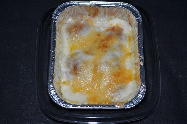 Пельмени запеченые под сырной корочкой в соусе бешамель 130гр - фото 4665