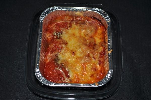 Пельмени запеченые  под сырной корочкой в итальянском соусе 130гр - фото 4666