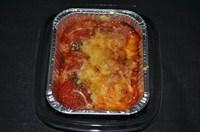 Пельмени запеченые  под сырной корочкой в итальянском соусе 130гр
