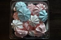 Печенье Воздушное Мини Цветное 70 гр