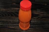 "Сок свежевыжатый овощной ""Морковный"" 250 гр"