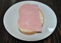 Бутерброд с ветчиной 40 гр