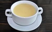 Суп-пюре из кабачков с плавленым сыром 200 гр
