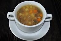 Суп картофельный с грибами 220 гр