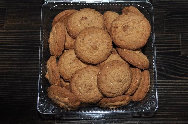 Печенье Зернышко 250 гр - фото 4668