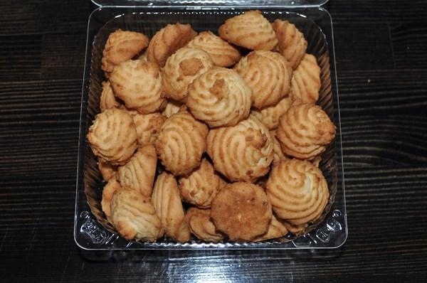 Печенье Творожное 250 гр - фото 4671
