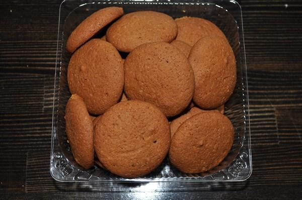 Печенье Трюфельно-карамельное 250 гр - фото 4672