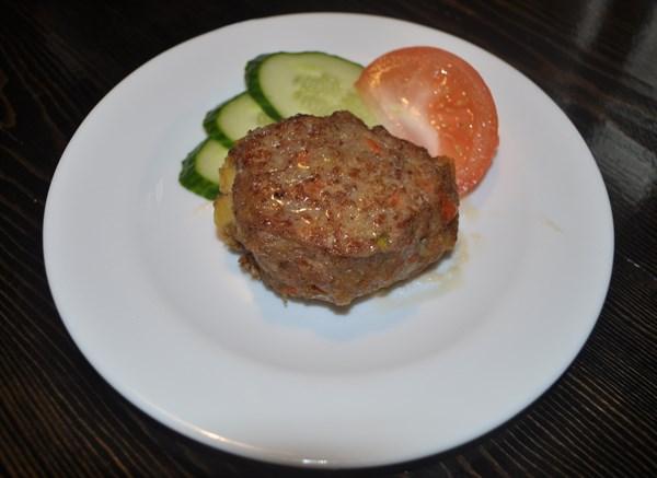 Котлета мясо-овощная 100гр - фото 4856