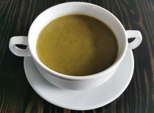 Суп-пюре со шпинатом 200 гр - фото 5001