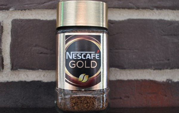 Кофе Nescafe Gold 47,5 гр - фото 5007