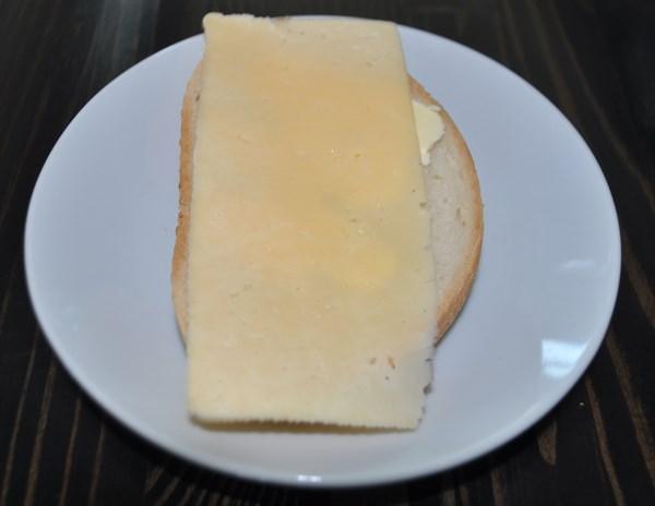 Бутерброд с сыром 40 гр - фото 5050