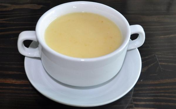Суп-пюре из кабачков с плавленым сыром 200 гр - фото 5220