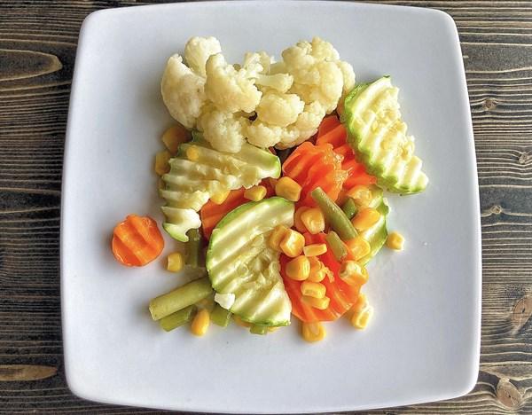 Овощная смесь с кабачками 125 гр - фото 5277