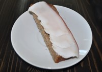Бутерброд с салом 40 гр